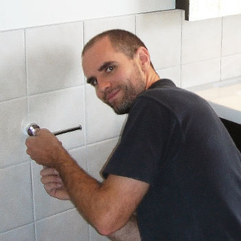 Adrian Currie - Senior Builder - Jubilee Bathrooms